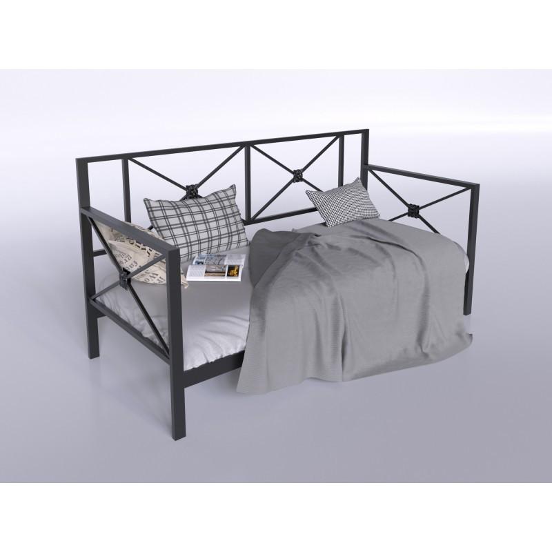 Диван-кровать Тенеро Тарс Черный