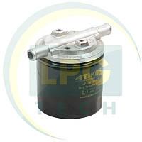 Фильтр тонкой очистки Atiker с отстойником 1 вход – 1 выход D12 мм (K01.001263), фото 1
