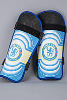 Щитки Челси, Chelsea, синие, ф4625
