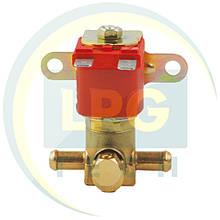 Електроклапан бензину ATIKER(латунь)