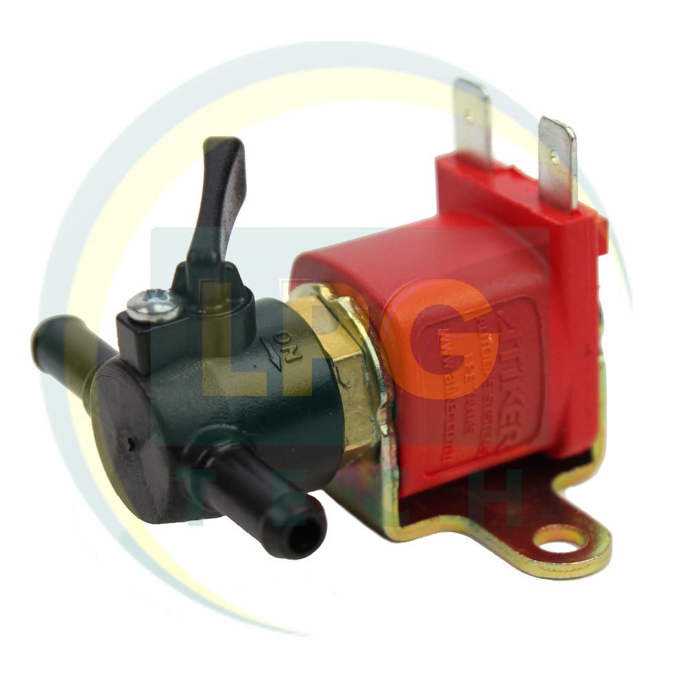 Электромагнитный клапан бензина ATIKER (пластик)