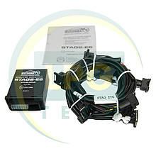 Эмулятор отключения инжектора Stag 2E-6 цилиндров с разъемами Europa/Bosch