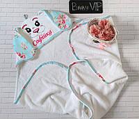 Детское банное полотенце собачка, фото 1
