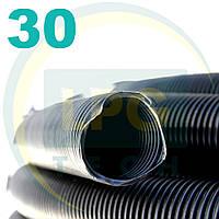 Рукав для вентиляции гофрированный D30, фото 1