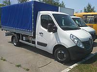 Renault Master Борт-тент