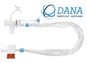 Закрита аспіраційна система для трахеостомических трубок. На 72 години. Розмір 14, довжина 360 мм