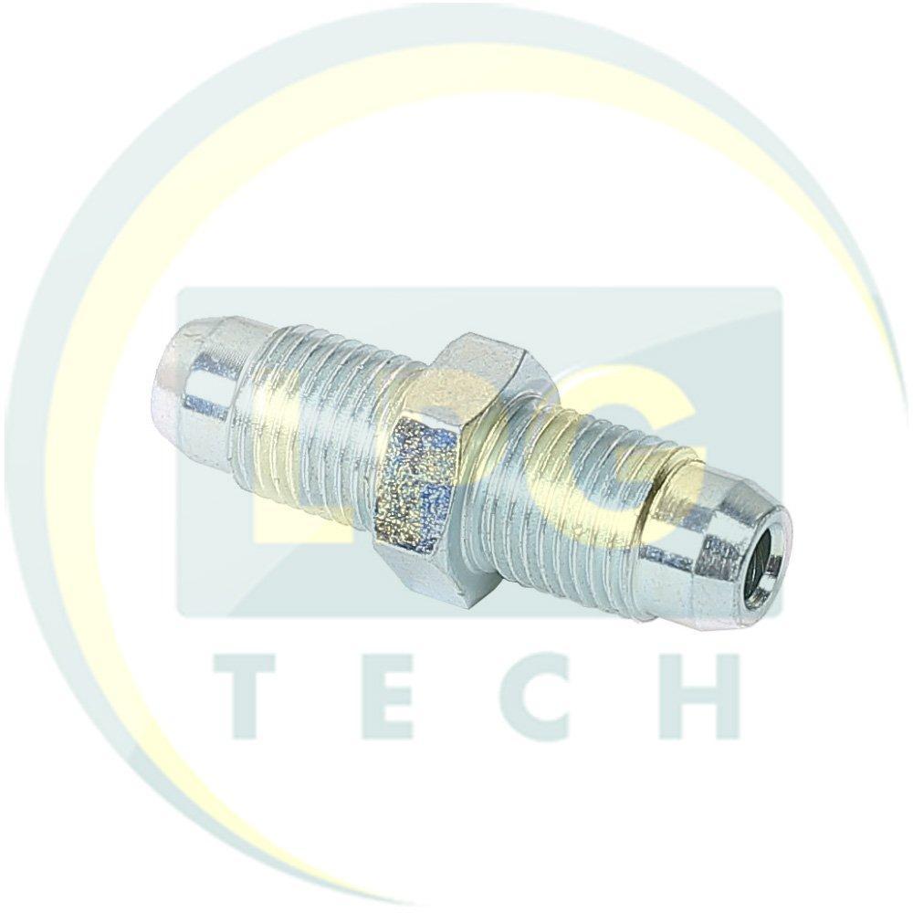 Переходник с редуктора на газовый клапан D6 (М10х1) – D6 (М10х1) (OC.084)