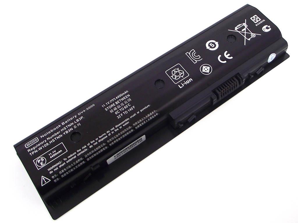 Батарея для ноутбука HP Pavilion DV4-5000, M6-1000, dv6-7000, dv6-8000, dv7-7000, MO09, TPN-P102 (HSTNN-DB3P,