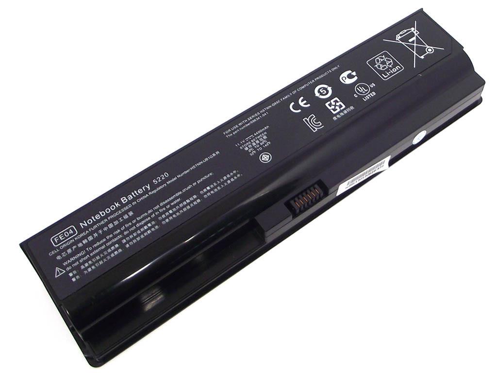 Батарея для ноутбука HP ProBook 5220m (595669-541) (10.8V 47Wh 4400mAh).