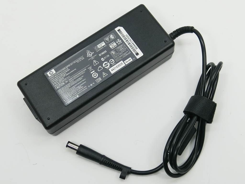 Блок питания для ноутбука HP 18.5V 6.5A 120W (7.4*5+Pin) OEM