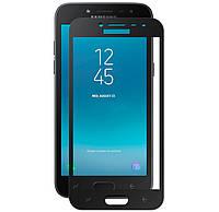 Захисне скло для Samsung J2 Core,Full Cover, Black, Bulk