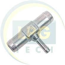 Трійник тосольний ATIKER 19x19x8 мм метал