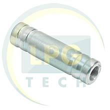 Перехідник тосольний Atiker D16xD16 мм