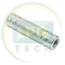 Перехідник газовий Atiker D12xD12 мм