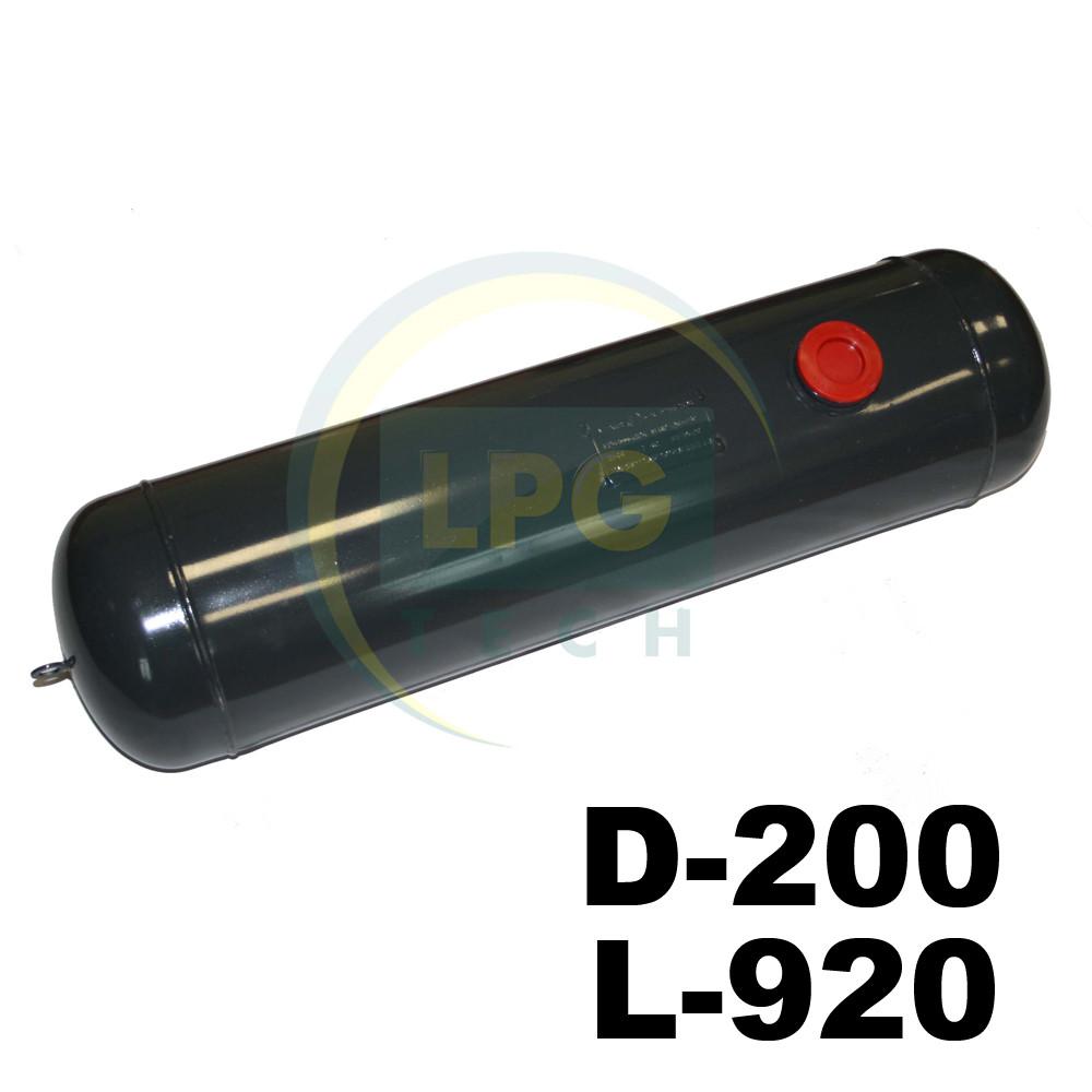 Баллон пропан цилиндрический Atiker 25 литров 200х920 мм