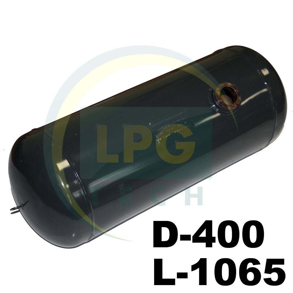 Баллон пропан цилиндрический Atiker 120 литров 400х1065 мм
