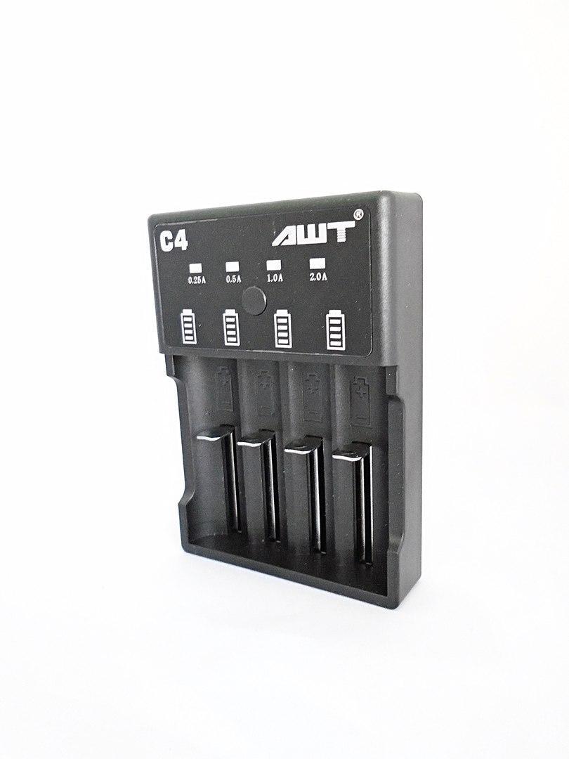 Зарядное устройство AWT C4 2A Charger(ОПТ)