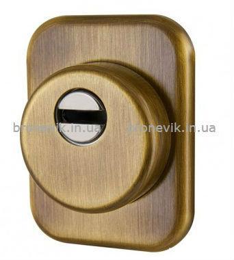 Протектор Azzi Fausto Antitubo SB WI 25 мм стандарт квадрат бронза