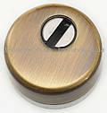 Протектор Azzi Fausto Antitubo SB WI 25 мм стандарт квадрат бронза, фото 7