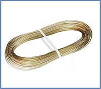 Трос оцинкованный в оплетке D 1.5 мм 50 м, фото 1