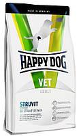Корм Хеппі Дог Happy Dog VET Diet Struvit дієта для собак профілактика струвітного уроліта 1 кг