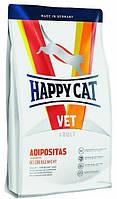 Корм Хеппі Кет Happy Cat VET Diet Adipositas дієта для котів для зниження надмірної ваги 4 кг