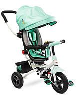 Детский трехколесный велосипед Caretero (Toyz) Wroom