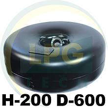 Балон пропан тороїдальний Харпромтех 42 літри 200х600 мм