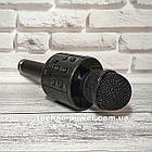 Караоке-микрофон bluetooth WS858. Портативный блютуз караоке микрофон, фото 8