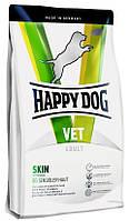 Корм Хеппі Дог Скин Happy Dog VET Diet Skin дієта для собак при захворюваннях шкіри 4 кг