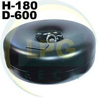 Тороидальный внутренний баллон Green Gas 180х600 мм 40 литров, фото 1