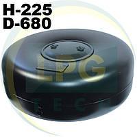 Тороидальный баллон внутренний 65 литров Green Gas 225х680 мм, фото 1