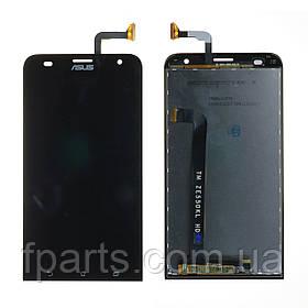 Дисплей для Asus ZenFone 2 Laser (ZE550KL, Z00LD), с тачскрином, Black