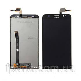 Дисплей для Asus ZenFone 2 Deluxe (ZE551ML, Z00AD) , с тачскрином (Black)