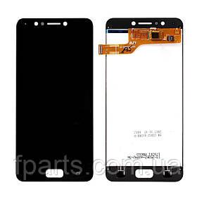 Дисплей для Asus ZenFone 3 (ZE520KL, Z017D) с тачскрином, Black
