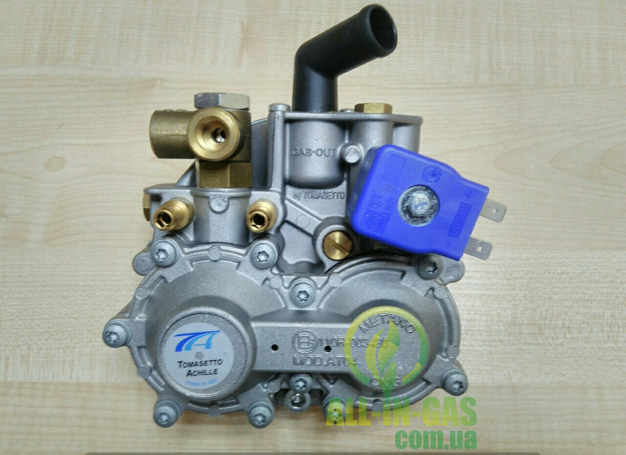 Редуктор Tomasetto АТ04 (метан) до 140 л.с.
