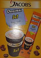 Кофе Якобс 3 в 1 оригинал Класический вкус 24 стика 12,5 гр.
