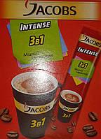 Кофе Якобс 3 в 1 Крепкий 24 стика 12,5 гр.