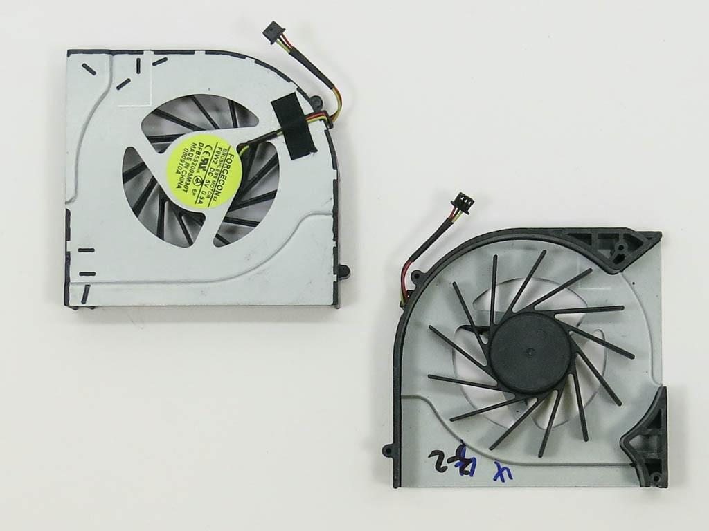 Вентилятор (кулер) для HP Envy 17-1000, 17-1100 series (603799-001,633851-001, DFB552005M30T)
