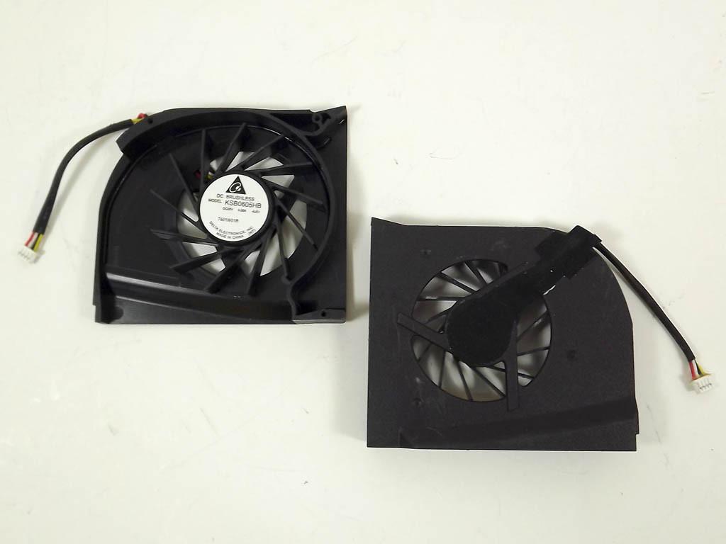 Вентилятор (кулер) для HP Pavilion DV6000, DV6100, DV6200, DV6300, DV6500, DV6600, DV6700, DV6800 (V.2 Под AMD