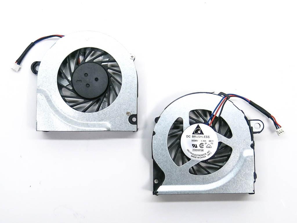 Вентилятор (кулер) для HP PROBOOK 4320S, 4321S, 4326S, 4420S, 4421S, 4426S (KSB0505HB, 599544-001). OEM