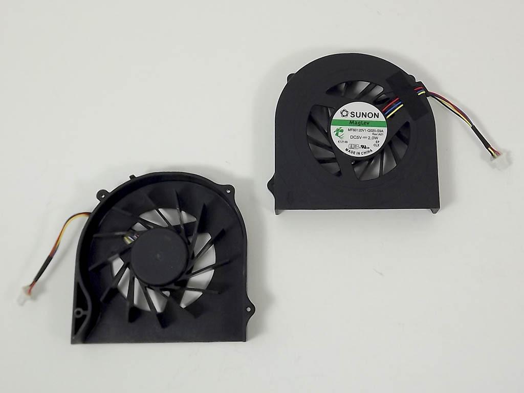 Вентилятор (кулер) для HP PROBOOK 4520S, 4525S, 4720S. (KSB0505HB-9H58)