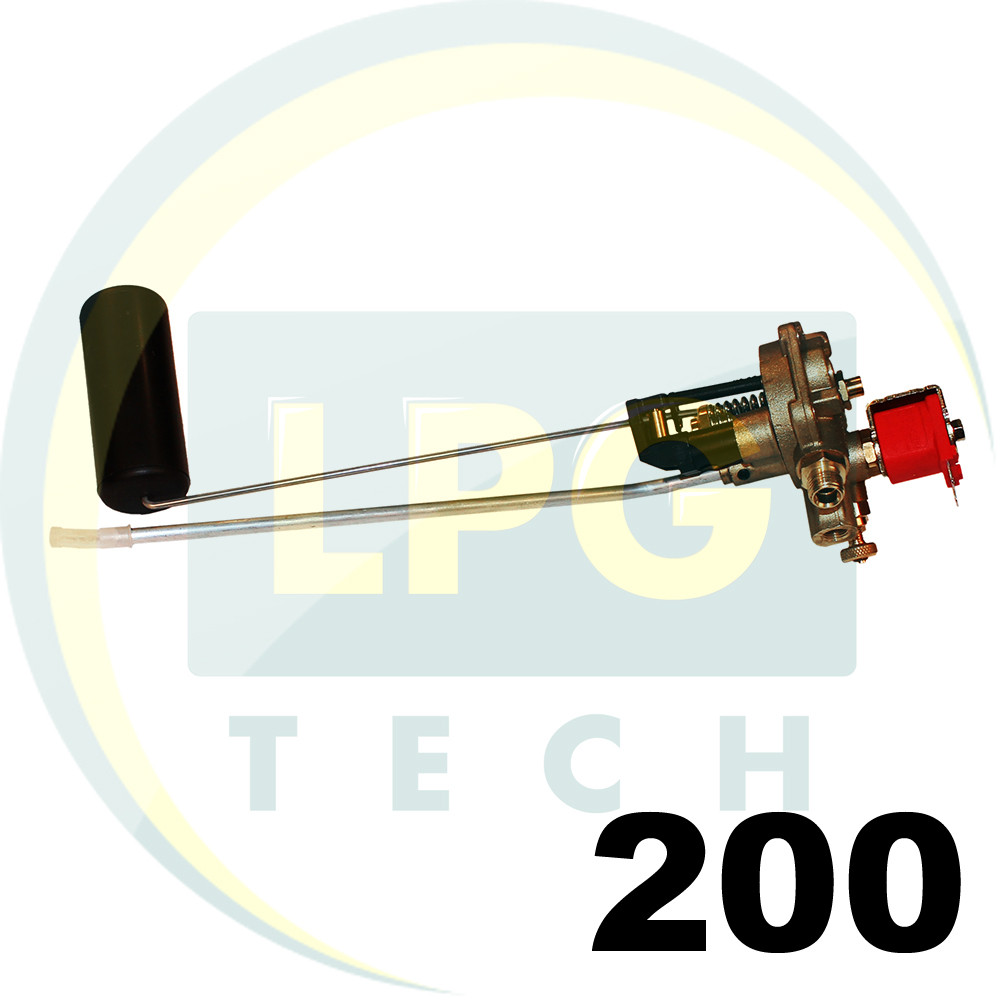 Мультиклапан Atiker 200-30 с катушкой для цилиндрического баллона (K01.001416)