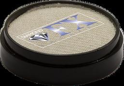 Аквагрим Diamond FX металлик белый 10 g