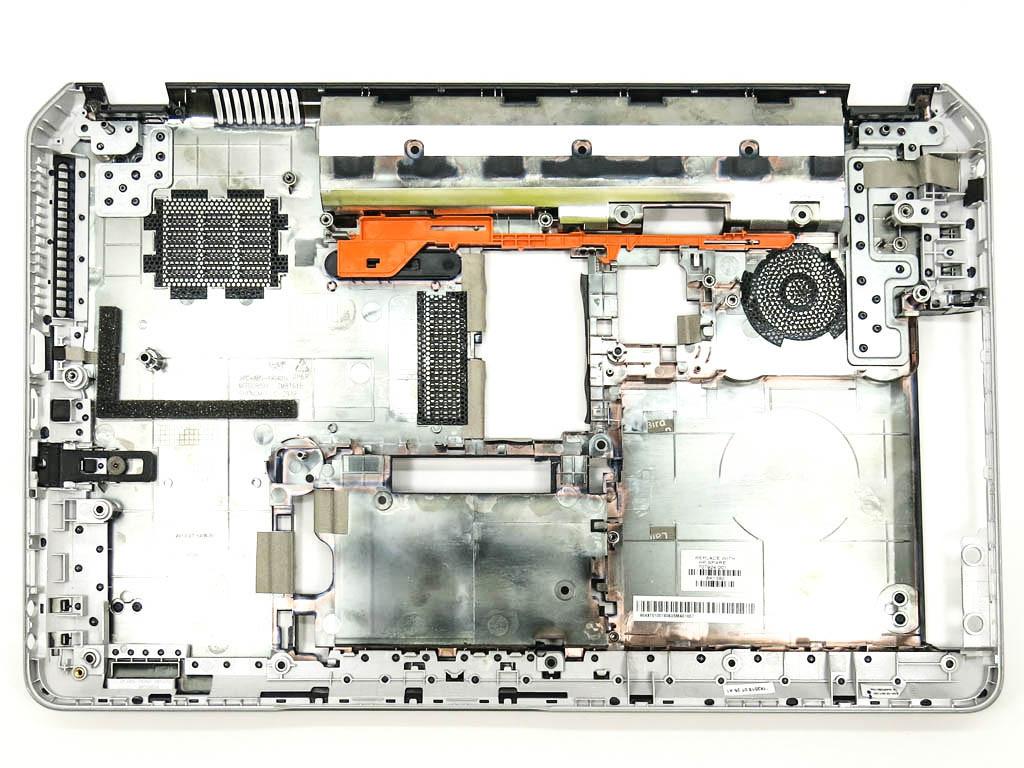 Корпус для ноутбука HP Pavilion DV6-7000, DV6T (Нижняя крышка (корыто)).