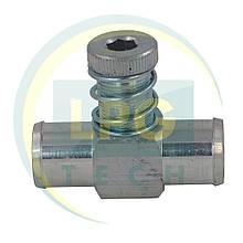 Дозатор газа OML 17x17 мм (4006)