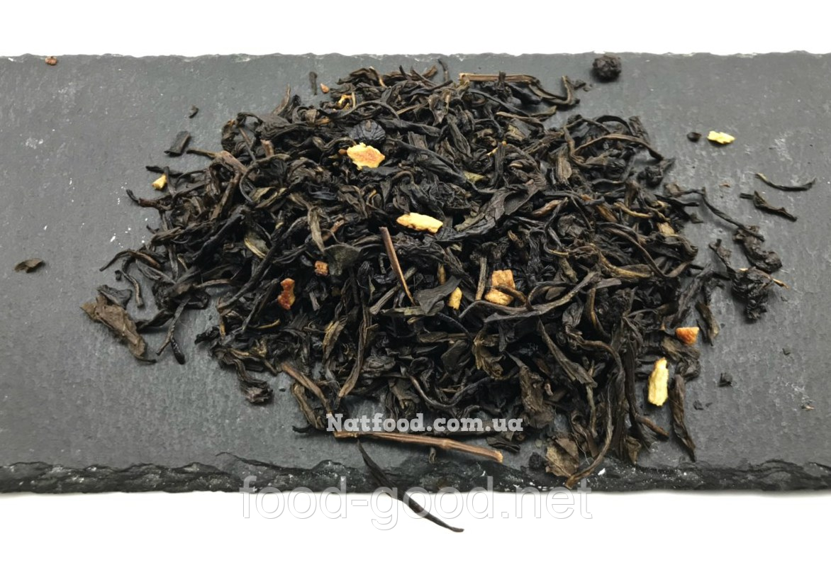 Чай зеленый купаж с бергамотом, 100г