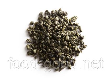 """Чай китайский зеленый Ганпаудер (""""Порох"""") 100г"""
