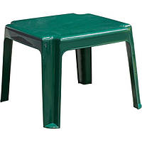Стол для шезлонга Алеана зеленый