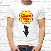 "Футболка с принтом ""Chupa Chups"" Push IT"